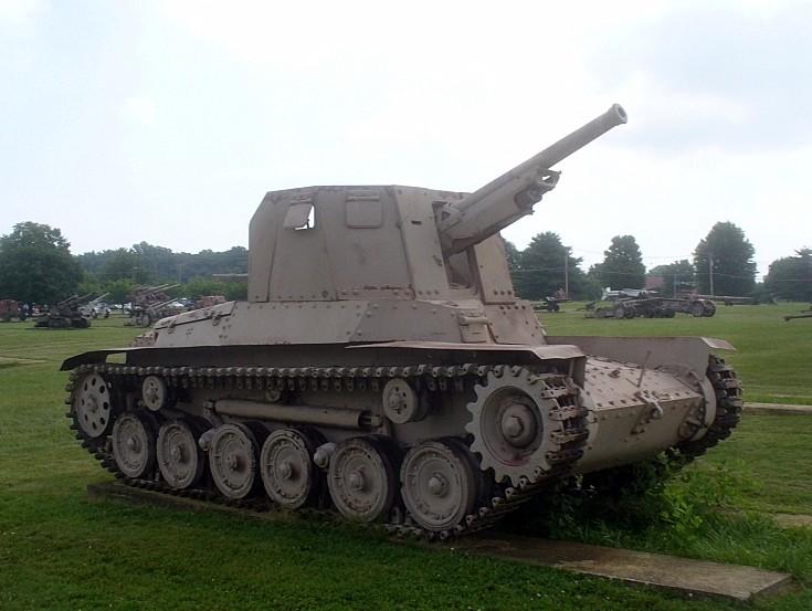 Japanese Type 1 Ho-Ni