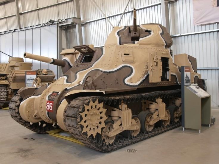 General Grant M3 Medium Tank