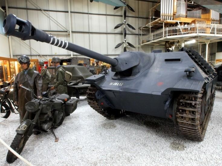 Jagdpanzer Hetzer (SdKfz 138)
