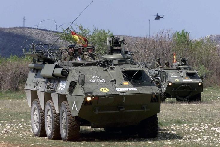 Spanish BMR-600 (BMR 3560 Series)
