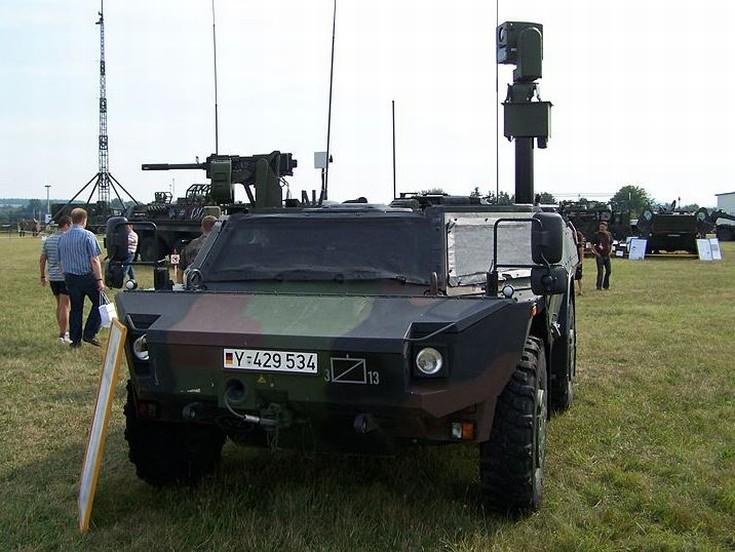 German Fennek