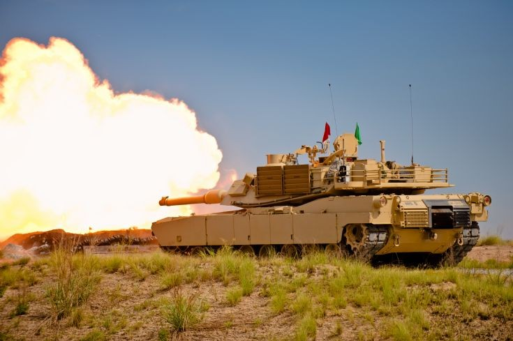Photo of M1A2 (SEP)