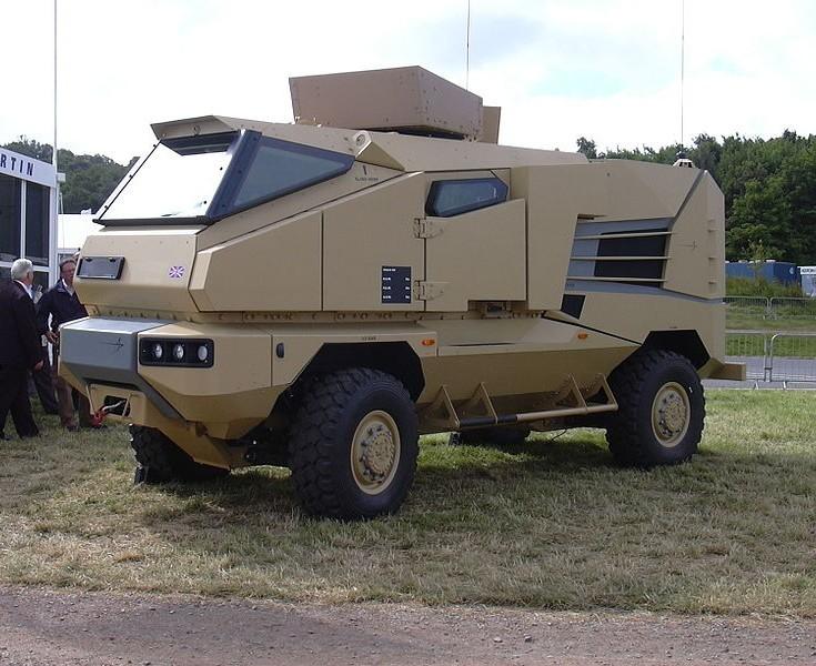 Lockheed Martin AVA on show