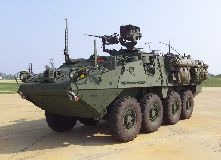 Stryker Reconnaissance Vehicle (M1127)