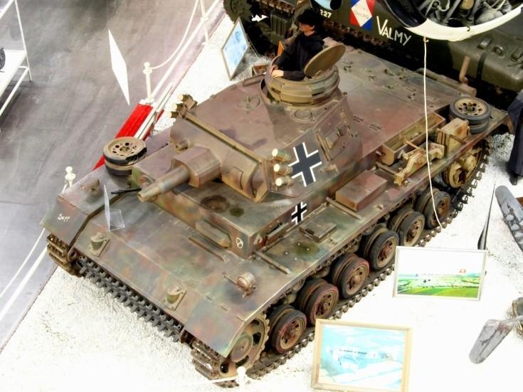 Unknown German panzer