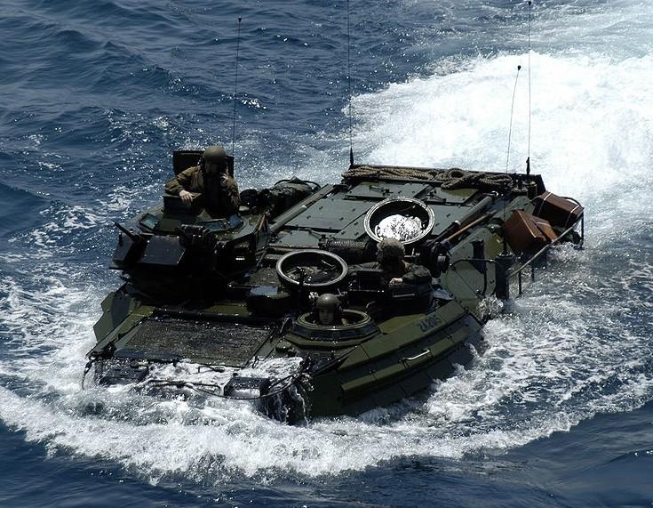 AAV-7 Amphibious Assault Vehicle