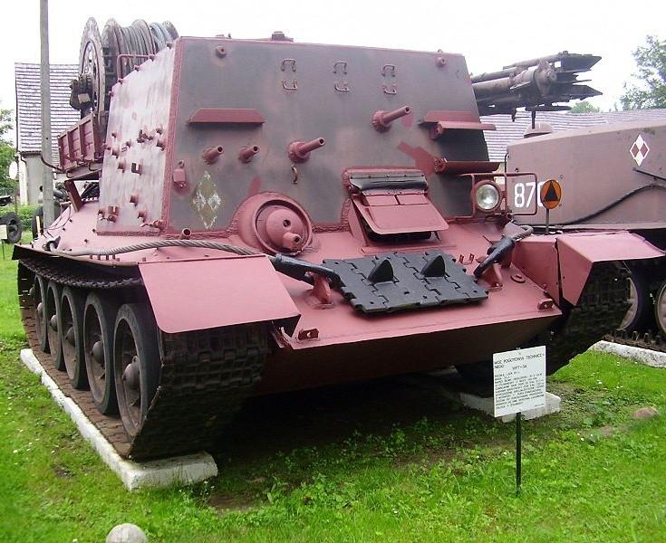 Wóz Pogotowia Technicznego WPT-34