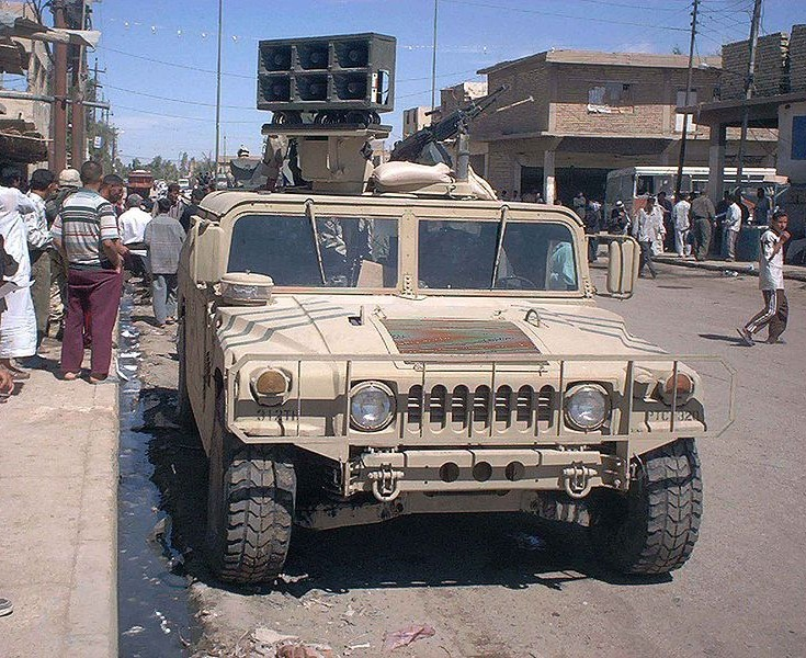 HMVV in Iraq