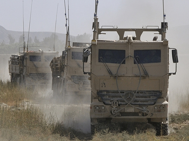 Armoured Heavy Support Vehicle System (AHSVS)