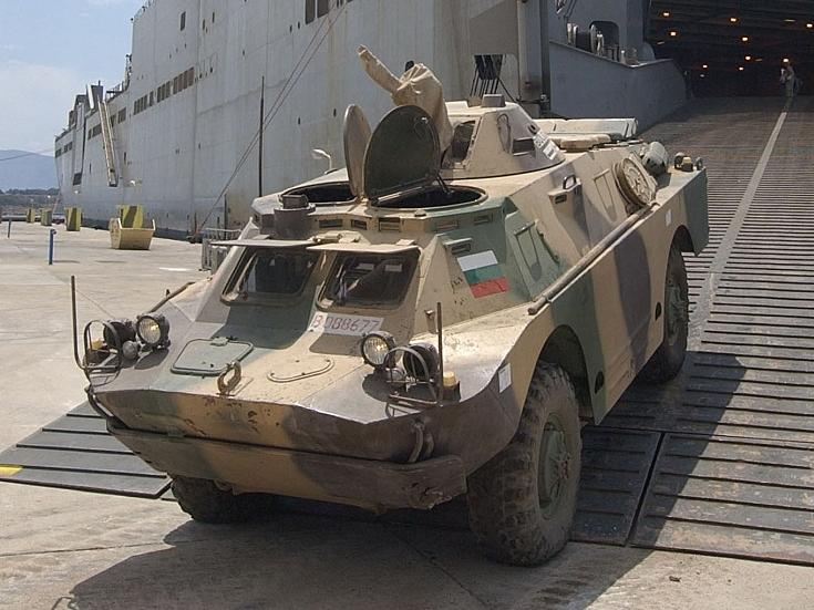 Bulgarian BRDM-2
