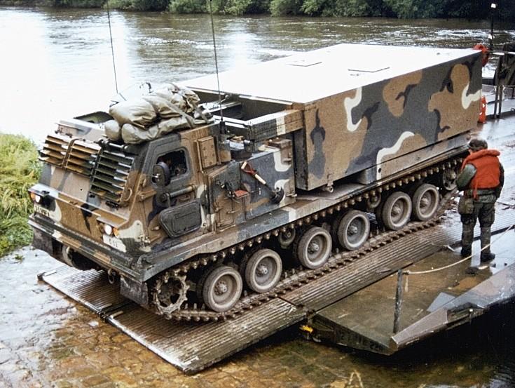 M-270 MLRS