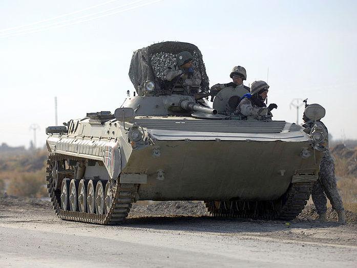 BMP-1 IFV in Iraq