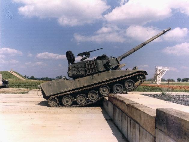 M8 Ridgeway Armored Gun System
