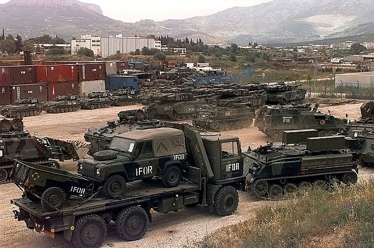 Military Vehicle Photos Ifor