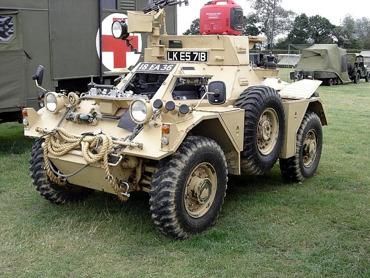 Ferret Armoured Car