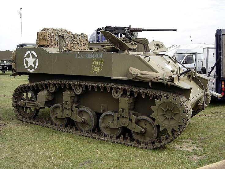 T8 Reconnaissance Vehicle