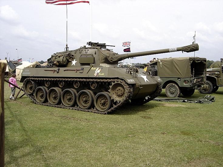 M18 Hellcat AG TD 76mm G  SPT US WWII