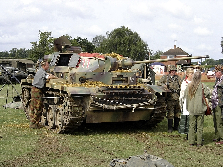Panzer III (Reproduction)