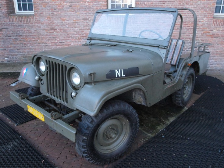 Dutch Jeep