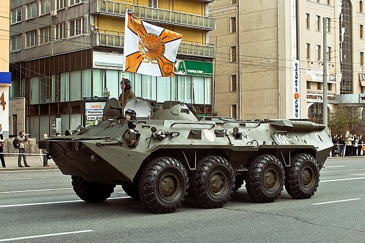 BTR-80 No. 101