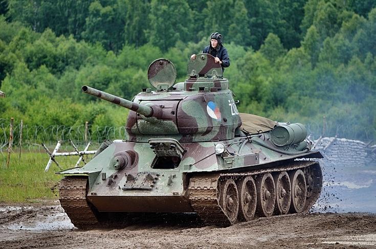 Czech T-34/76