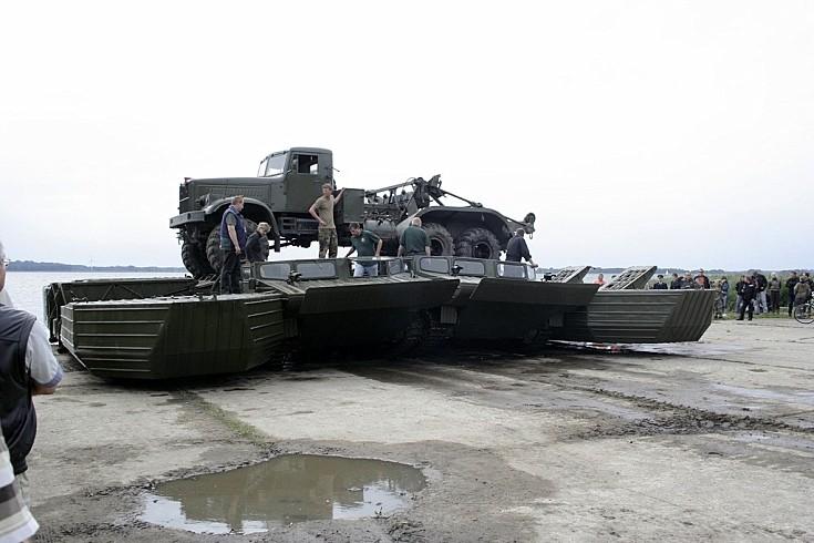 2 x GSP-55 & KrAZ