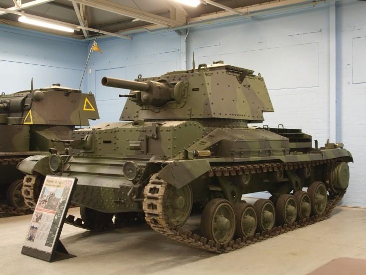 Tank A10