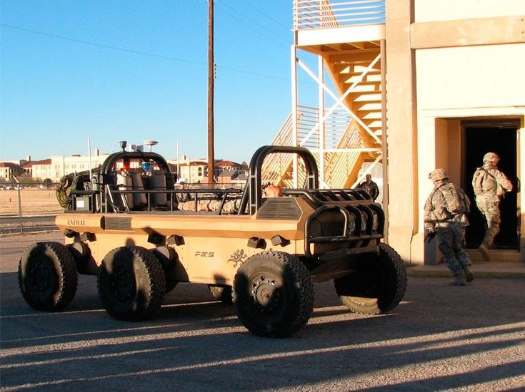 XM1219 Mule 'Animal'