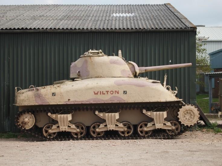 Sherman Grizzly M4A1