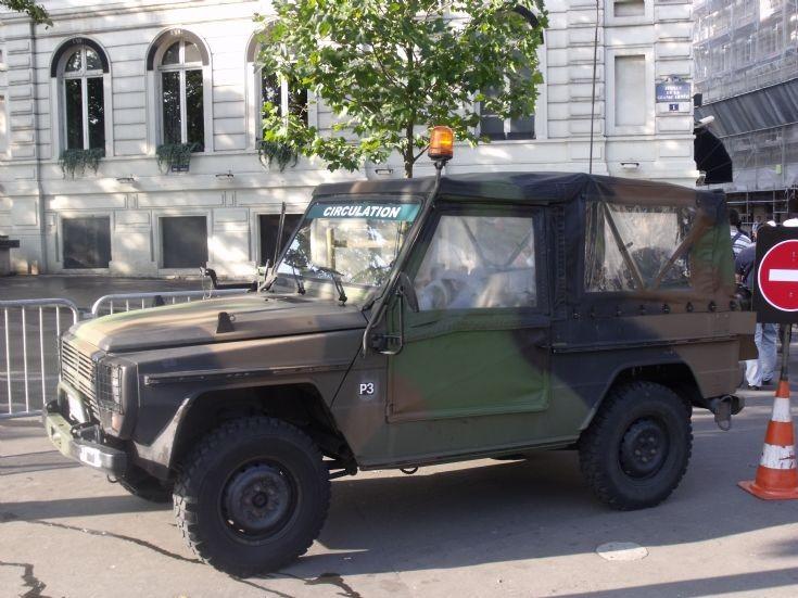 Peugeot P4 in Paris.