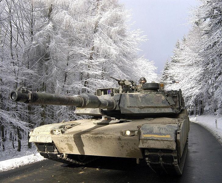 M-1A Abrams