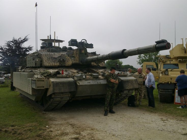 Challenger 2 Testbed