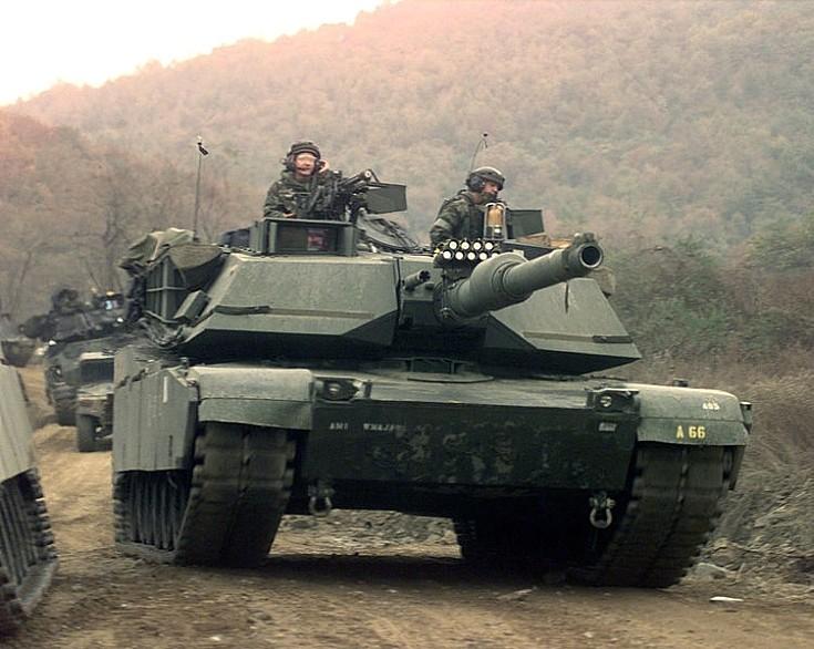 M1A1s
