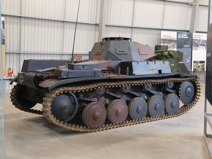 Image of Panzer II