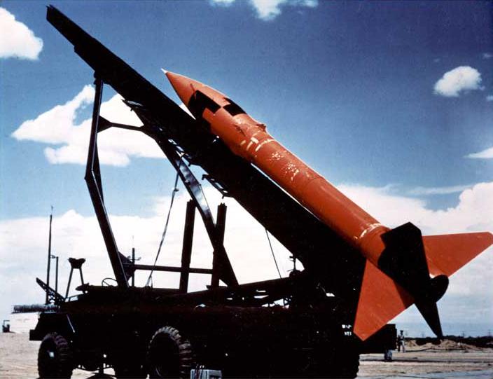Honest John Missile System