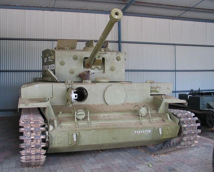 Cromwell Mk I