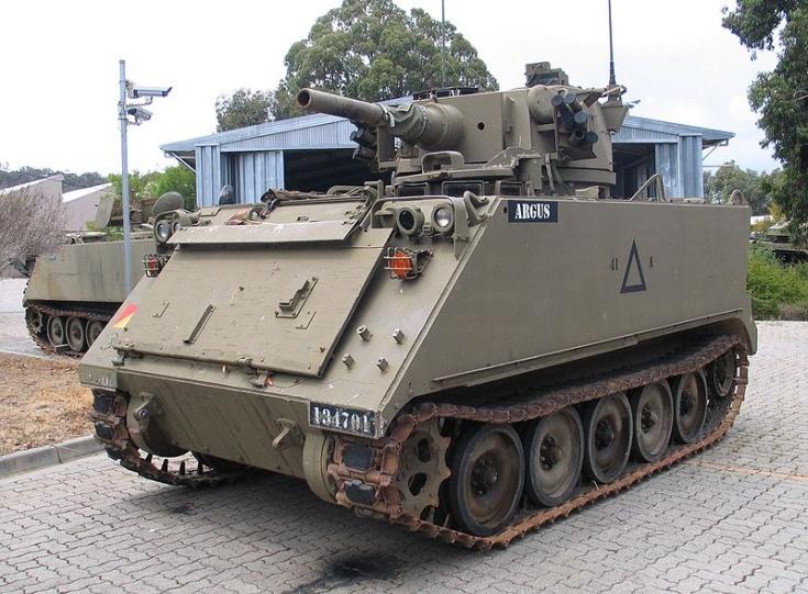 Argus M113-FSV