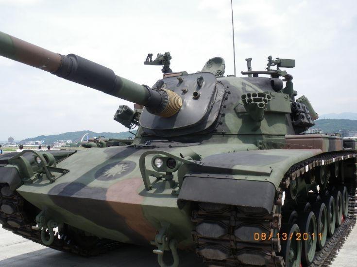 Taiwanese M48H