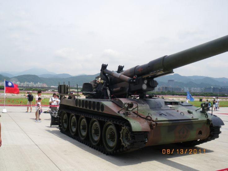 Taiwanese M110 howitzer ~~