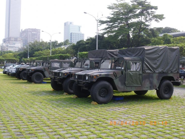 Taiwanese Humveee