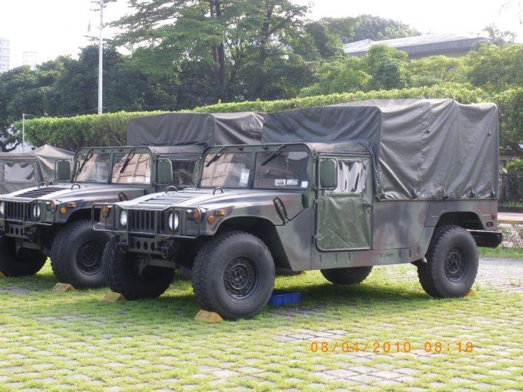 Taiwanese Humvee ~~
