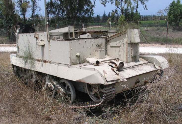 Photo of Universal Carrier
