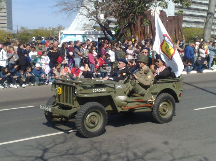 Jeep Willys (FEB)
