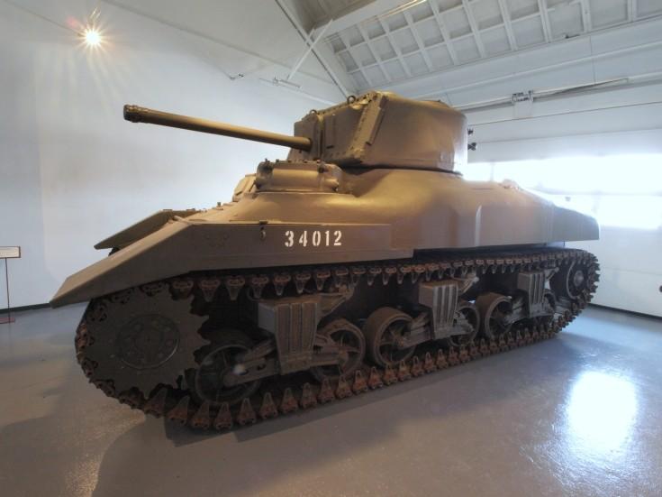 Dutch tank RAM Mk II 34012
