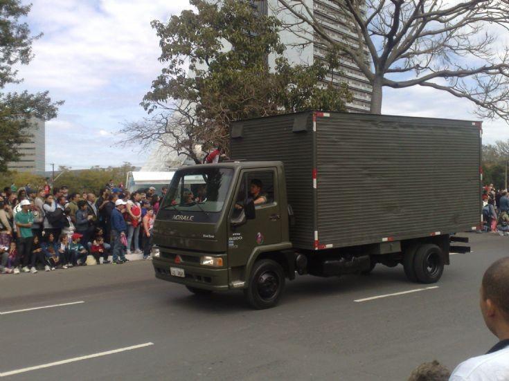 Military Cargo Vehicle