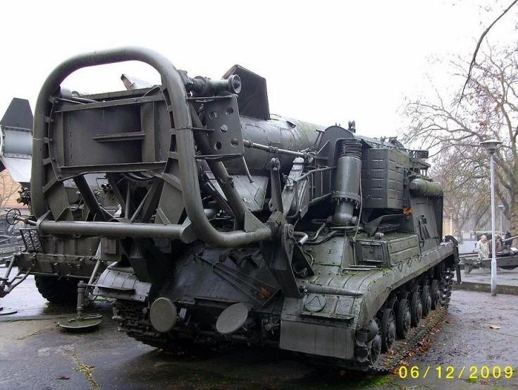 9P19 launcher of 8K11