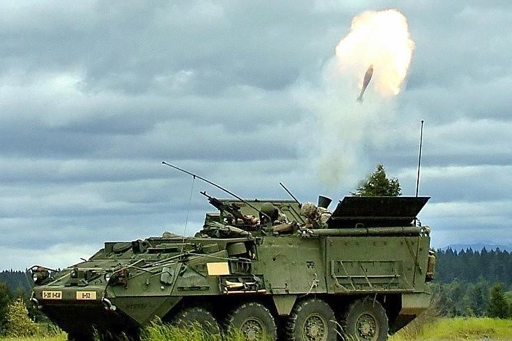 Stryker MCV-B