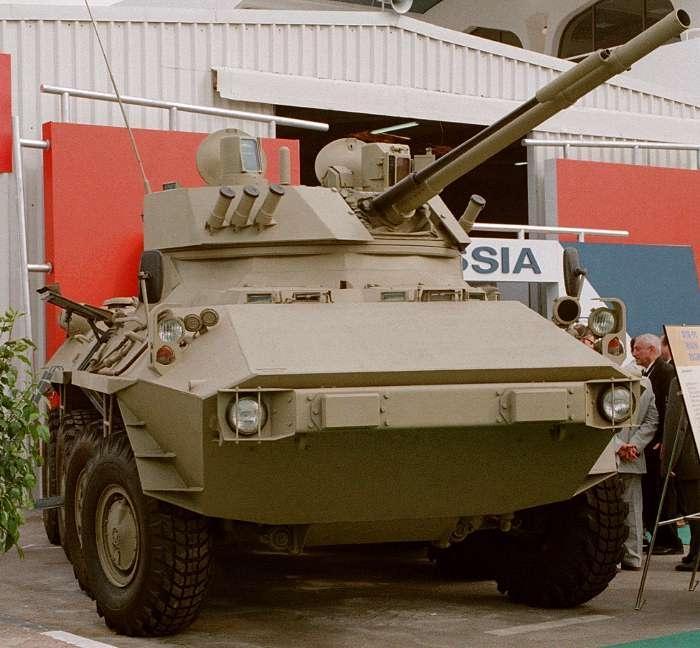 BTR-90 100mm