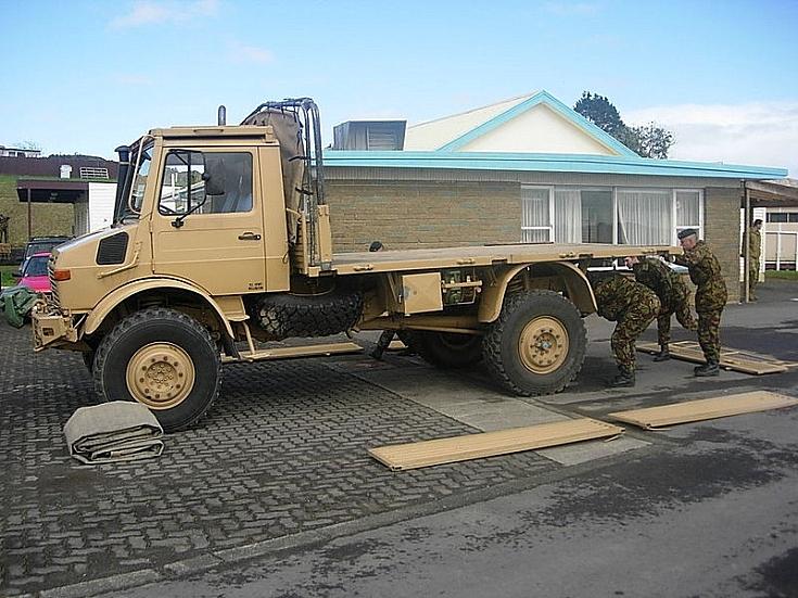U1550L Unimog