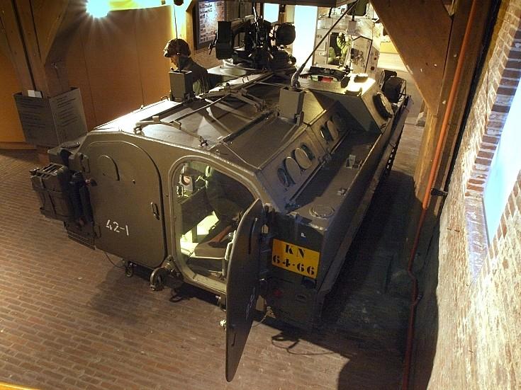 AMX13 B32 tank or apc?